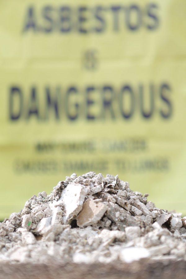 asbestos materials